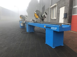 Double mitre saw  Pertici Univer 400 IP