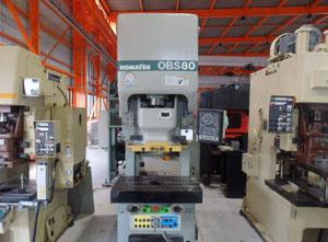 Pressa Komatsu OBS80-5B