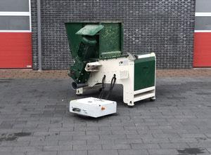 Ahşap yontma makinesi Schuko ZM 800-2