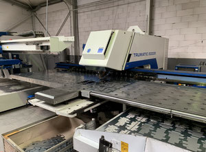 Trumpf TRUMATIC 5000 - 1300 FMC CNC punching machine