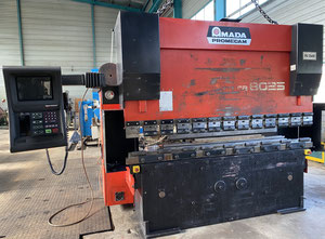 Amada HBO 80-25 Press brake cnc/nc