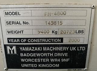 Mazak FH4800 P00318120