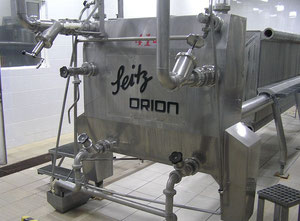 126 m2 Stainless Steel Clarifying Filter Press Seitz Orion