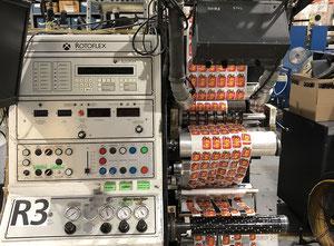 Używany nawijak / rozwijak / maszyna do cięcia wzdłużnego Rotoflex VSI 330