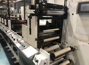 Etiket baskı makinesi ETI METRONOME 1308