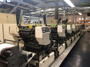 Imprimante d'étiquettes Nilpeter MO 3300 S