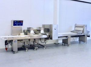 Used Fritsch Euroline Bakery machine