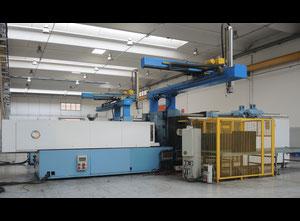 Enjeksiyon kalıplama makinesi Bm Biraghi 1300/13680