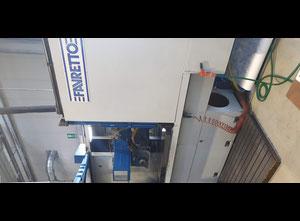 Rectificadora plana Favretto MB 130 cnc
