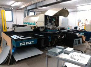 Behrens AG CB 20 II Press brake cnc/nc