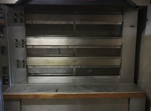 Pavailler OPALE Y23E72 Rotary oven