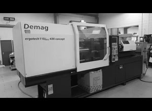 Demag Ergotech 1100/470-430 Concept Injection Moulding Machine