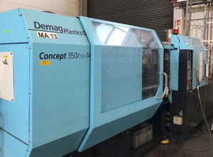 Demag Concept 350/710-1450 Injection moulding machine