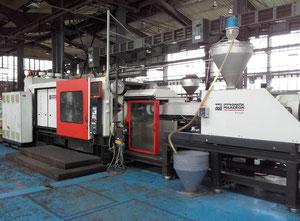 Ferromatik Milacron Axman 775 Rocznik: 2001 Spritzgießmaschine