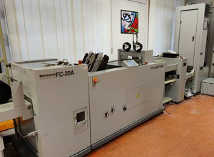 Zakládač Horizon VAC-100a / VAC-100m
