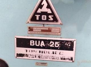 TOS BUA 25 / 1000 P00320140