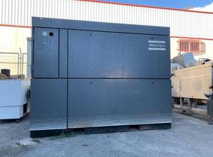 Yağlı vidalı kompresör ATLAS COPCO 1,550 Gallon