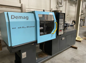 Demag Ergotech 35/280-80 concept Injection moulding machine