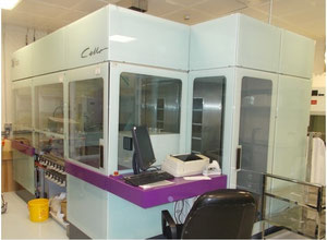 Machine pharmaceutique / chimique The Automation Partnership Cello 3