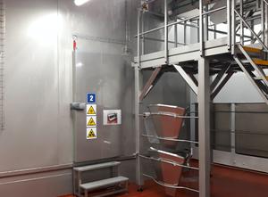 Chladící tunel Unifreezing UNI-SP-1600-660-O