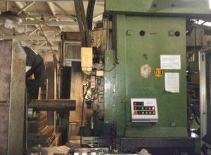 Cnc yatay freze makinesi Huller Hille nb-h 100-1.1