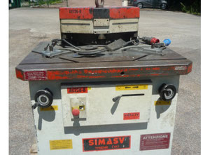 Sima AV 226 B Notching machine