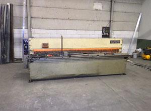 Safan VS 3100 x 3 mm hydraulic shear