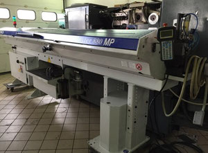 Used Iemca MASTER 880 MP Bar feeder