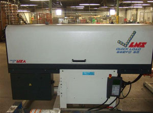 Used LNS QUICK LOAD SERVO II Bar feeder