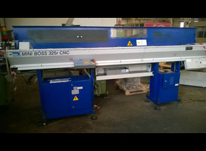 Used Iemca MINI BOSS 325r Bar feeder