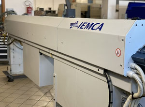 Used Iemca MASTER 880/33 MP-E Bar feeder