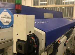 Used Iemca GENIUS 226 Bar feeder