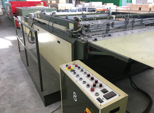 Used Siasprint 100x140 Screen printing machine