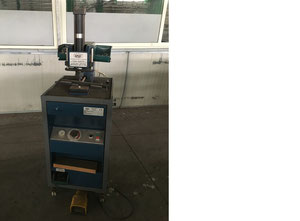 Used Omip 300/A Eyeletting  - Plastic machine