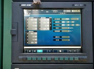 Mori Seiki NV5000α1A / 40 P00324036