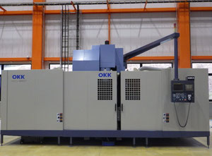 OKK MCV-860 Machining center - vertical