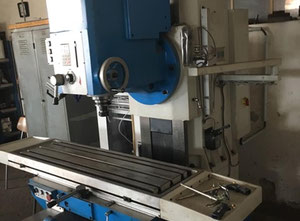 Knuth KB 1400 cnc vertical milling machine