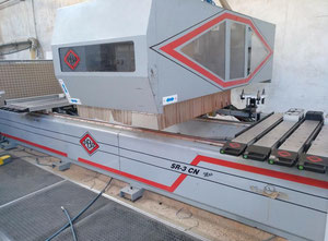 PBR SR3 CN Деревообрабатывающий центр с ЧПУ