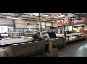 Gerber Technology 3200 Automated cutting machine