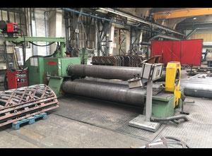 Haeusler VRM - HY Plate rolling machine - 4 rolls