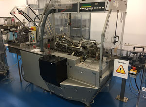 Used Cam Partena PMM Cartoning machine