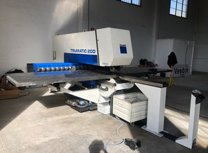 Trumpf Trumatic 200 CNC punching machine