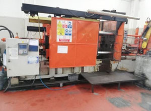 Buhler 400 Ton aluminium die casting machine