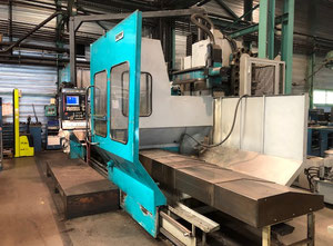 Zayer 20KF3000 Machining center - vertical