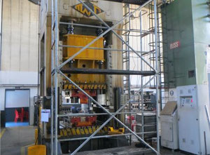 Voronezh 500 Ton Eccentric press
