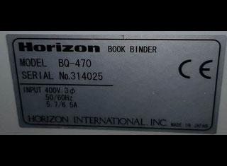 Horizon BQ-470 PUR P00326050
