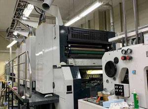 Akiyama JP4P440 4/4 5 Farben Offsetdruckmaschine