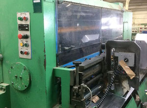 Troqueladora Asahi Cartonmaster AP-1600 MII