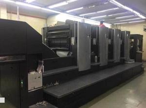 Heidelberg CD102-4 4 Farben Offsetdruckmaschine