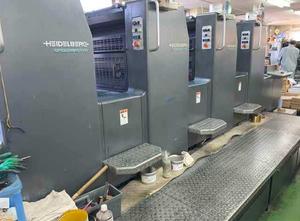 Heidelberg SM 66-4-P-3 4 Farben Offsetdruckmaschine